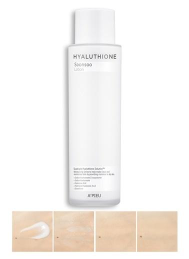Missha 4 Çeşit Hyalüronik Asit Içeren Nemlendirici 170Ml Losyon Apıeu Hyaluthione Emulsion (Lotion) Renksiz